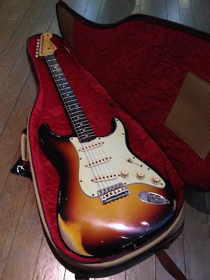 Fender ギグバッグ