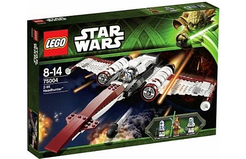 Image du set LEGO Star WARS 75004 Z-95 HeadHunter