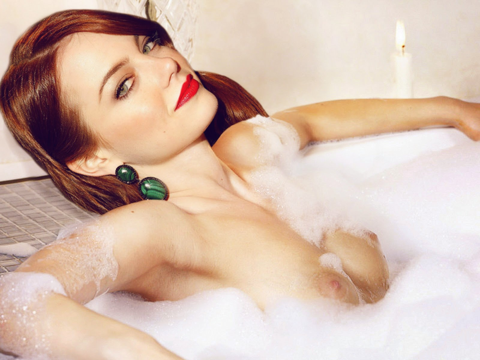 hot sexy emma stone nude naked hd pictures 2015 sexy emma stone naked ...