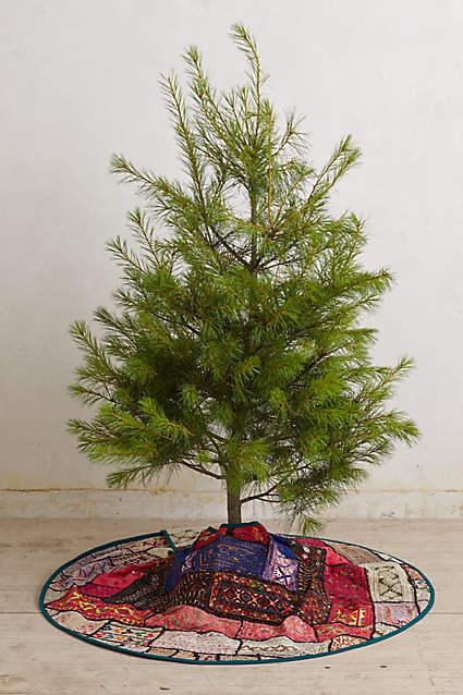 bohemian tree skirt