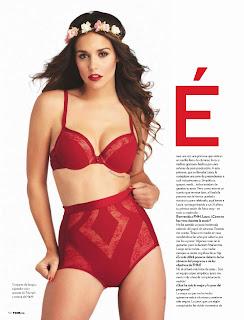 Laura Parejo HQ Pictures FHM Spain Magazine Photoshoot June 2014
