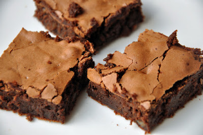 Receta : Brownies de Nutella