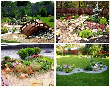 Ландшафтный дизайн проектирование садов и парков