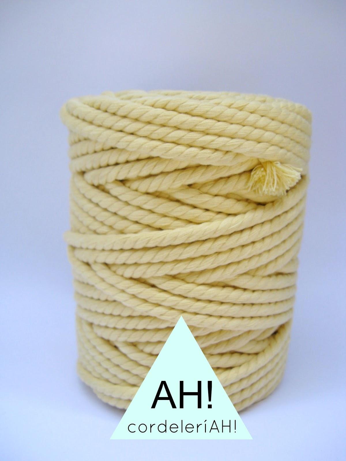 El escaparate de ah ref cuerda de algod n torcido - Alfombras de cuerda ...
