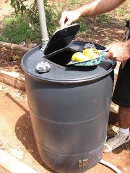 composteira orgânica