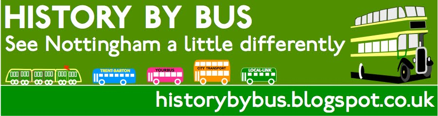 History by Nottingham Bus