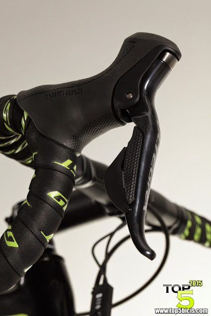 GHOST NIVOLET 6 LC, bici ligera, compacta y bastante resistente