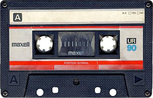 Cassette audio de Peter Quill dans Les Gardiens de la galaxie
