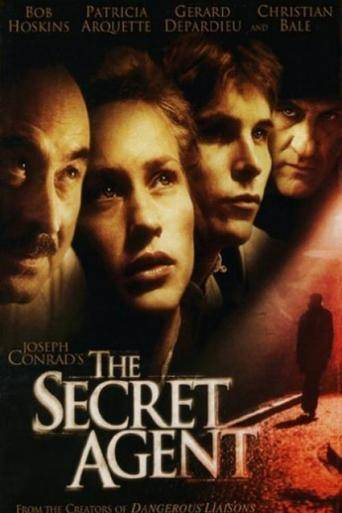 The Secret Agent (1996) ταινιες online seires oipeirates greek subs