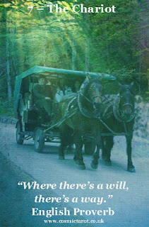 the chariot tarot of quotes