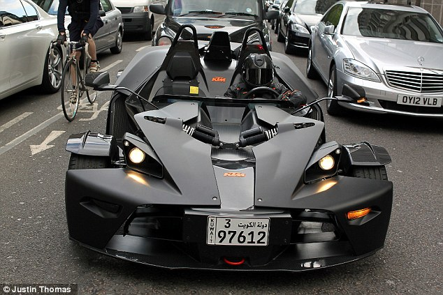 Top Cool Cars Cool Batmobile Style KTM XBow Car - Cool cars for 60000