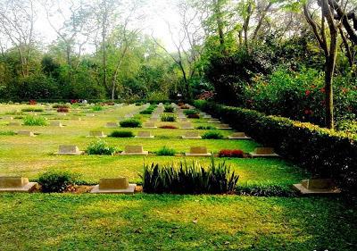 Mainamati-world-war-cemetery