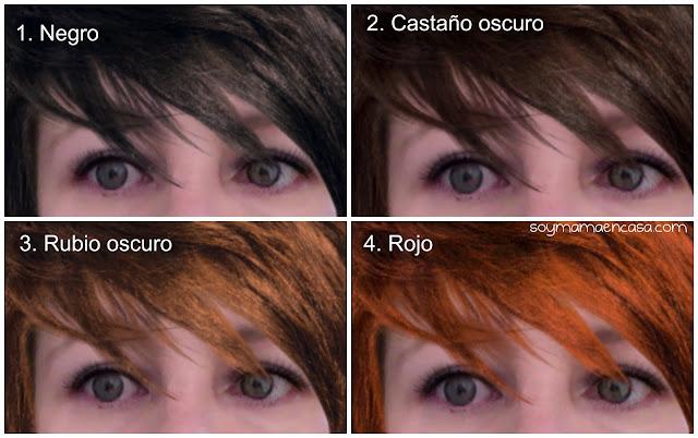 peinado y maquillaje virtual