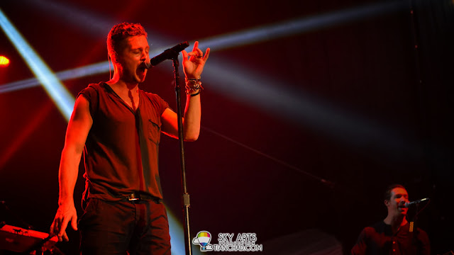 Ryan Tedder - OneRepublic Native Live in Malaysia 2013