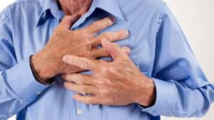 Stress can cause chronic ischemic heart disease, heart racing and pressure on heart valve