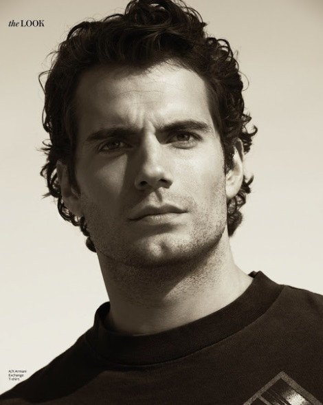 Henry Cavill portrait by Mariano Vivanco