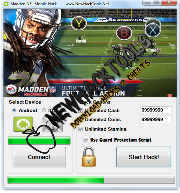 Madden nfl mobile hack cheat ios android download iphone
