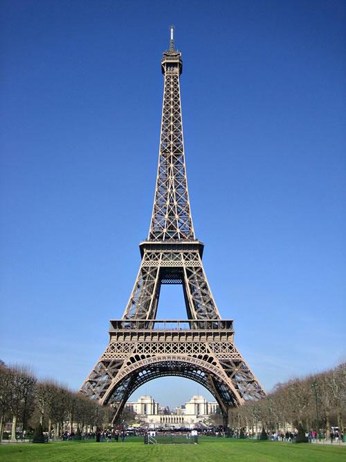 What A Wonderful World Eiffel Tower