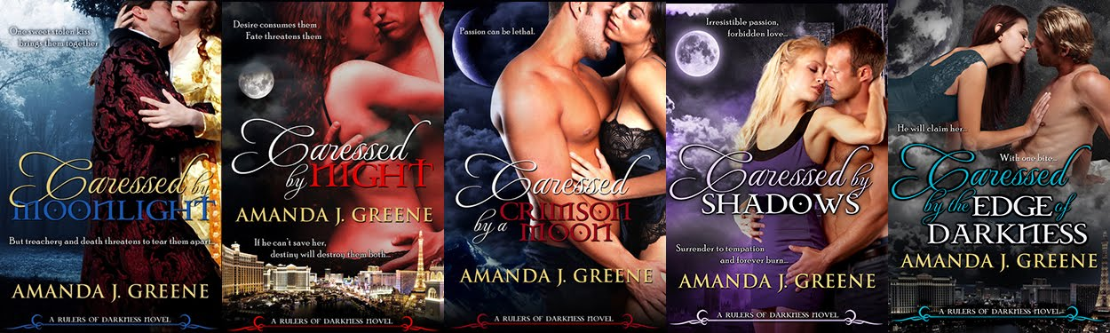 Amanda J. Greene (Author)