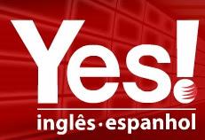Yes, curso de inglês e espanhol