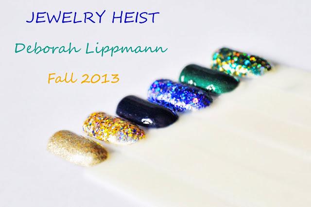 Deborah Lippmann JEWELRY HEIST (Fall 2013)