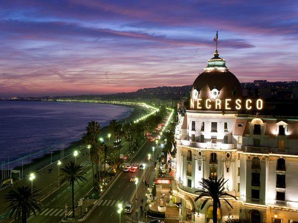 Nice Beach France Places4traveler Best Tourism