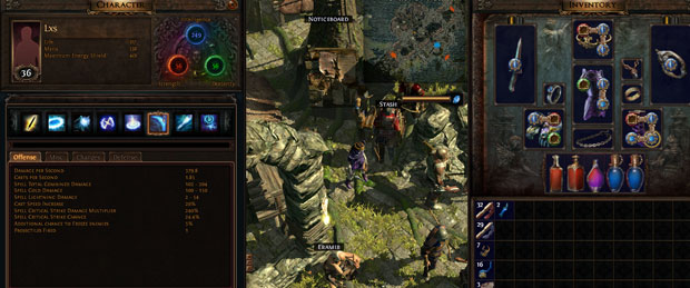 Path of Exile Item Mod Max Values List