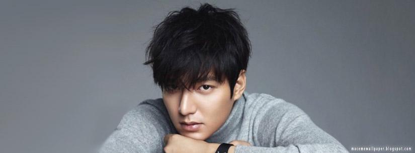 Lee min ho facebook cover maceme wallpaper