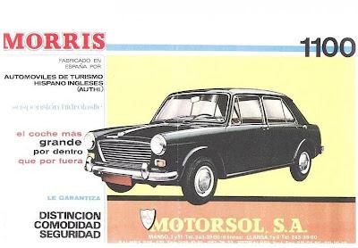 Authi Morris 1100