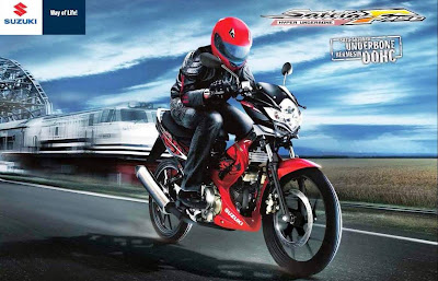 Daftar Harga Motor Suzuki April 2012 Terlengkap Terbaru Terkini