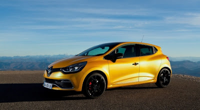 Renault Announces UK Pricing for New Clio RS EDC