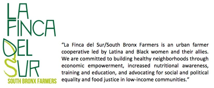 La Finca del Sur - South Bronx Farmers