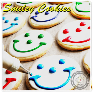 Cara Membuat Smiley Cookies Unik Nikmat dan Gurih