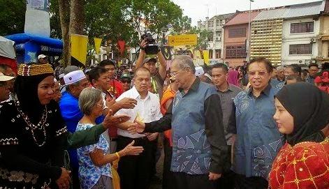 Gambar Menarik Sekitar Sarawak Regatta 2014 Part 1