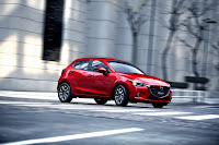 New Mazda2 Lands Seen On www.coolpicturegallery.us