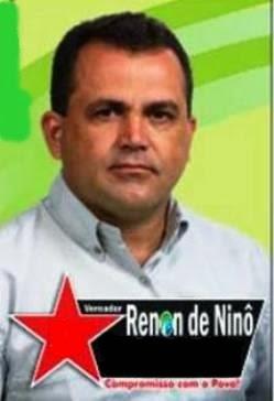 Vereador Renon De Ninô