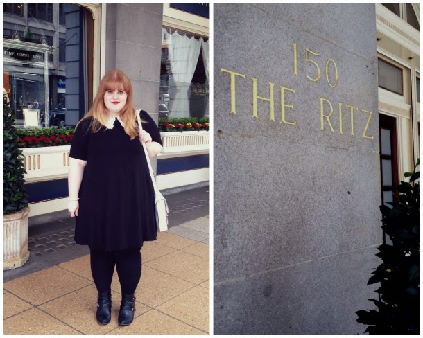 plus size fashion fashion and beauty blog, plus size blog, the ritz, the ritz london, afternoon tea