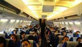 Etika Saat Naik Pesawat