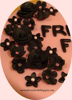 Blomtårta