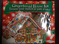 gingebread house, christmas, christmas crafts, crafting, craft for children, decorating, decorations