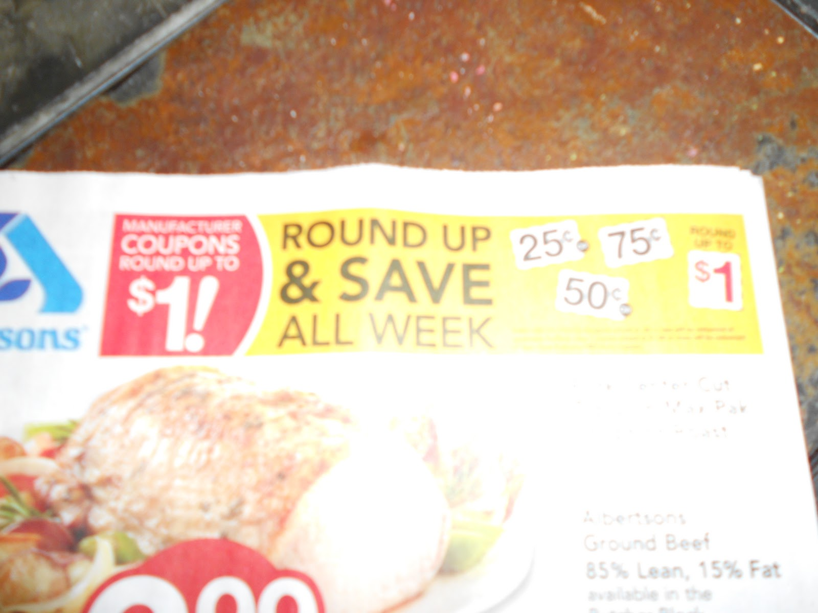 Albertsons coupons this week