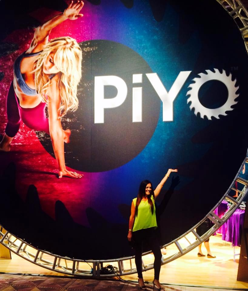 New Chalene Johnson PiYo workout from Beachbody, PiYo