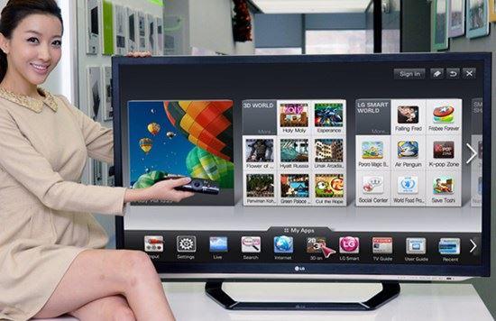 Hướng dẫn cách xem phim 3D trên tivi 3D LG