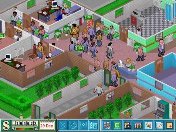 theme-hospital-pc-screenshot-katarakt-tedavisi.com-2