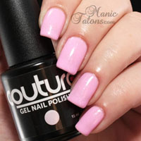 Couture Gel Polish Pillow Talk Swatch