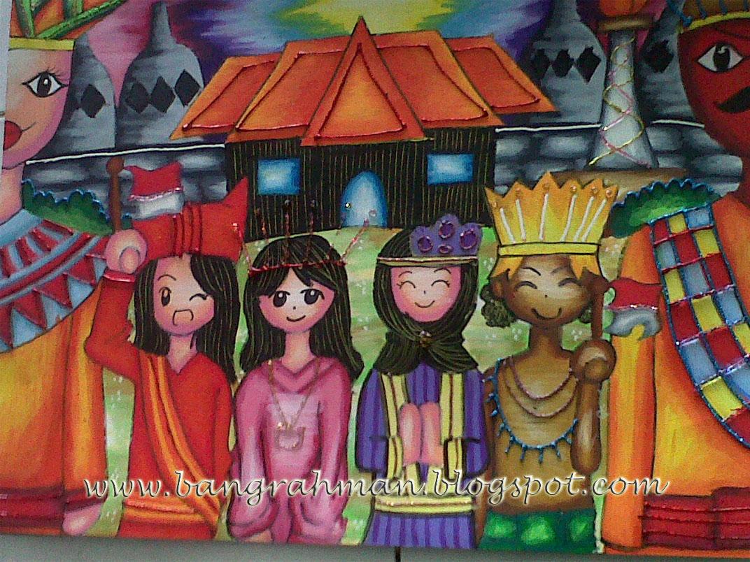 Untuk Bidang Bahasa Indonesia diwakilkan oleh Ananada Nurul Afifah Kelas 8B Lomba Cerpen dan Ananda Hafidz Kelas 8B Lomba Cipta Puisi