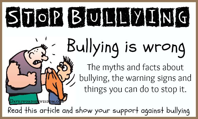 bullying in today's world Join in the conversation and comment drumstel kopen i really dont understand this cyber bullying at all but it sure seems like many of an argument against bullying.