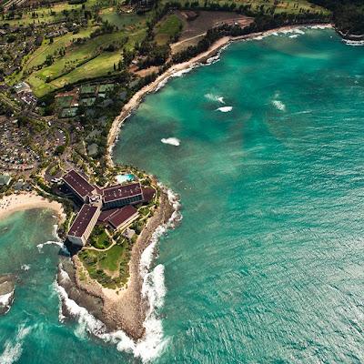 Hotel bahia de la Tortuga en Hawaii