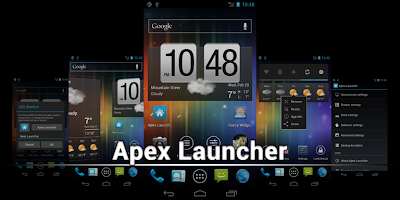 Apex Launcher Pro v1.3.1
