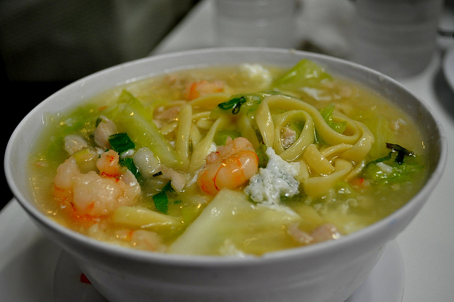 LOMI Noodles Filipino Food And Recipe